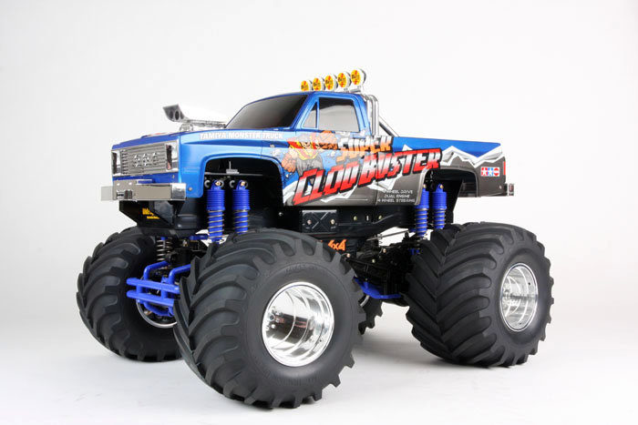 Monster Truck Page Electric And Nitro Radio Control